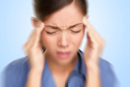 Bolest hlavy v těhotenství