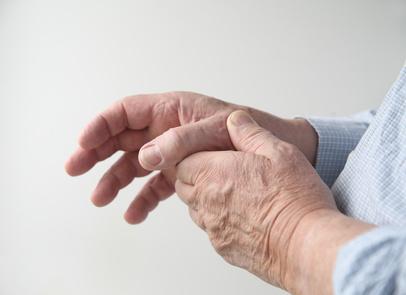 Risartróza - bolestivé onemocnění rukou