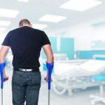Rehabilitace při poranění míchy či páteře