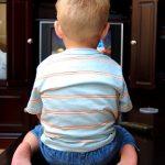 Vliv televize na dětský mozek