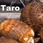 Kořen Taro a zdraví – plný vlákniny a minerálů