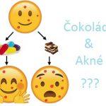 Čokoláda a akné – jak to je ve skutečnosti?