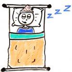 Co dělat a co nedělat před spaním pro lepší spánek