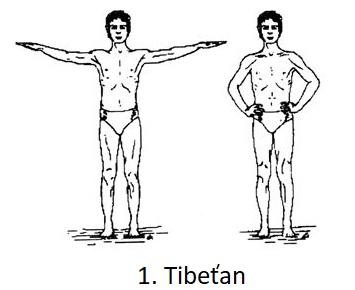 Cvik 1. Tibeťan