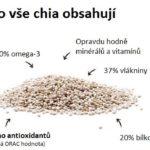 Co chia semínka obsahují z nutričního hlediska?