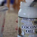 Kokosový olej a opalování