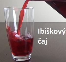 Dejte si ibiškový čaj. Nebudete litovat.