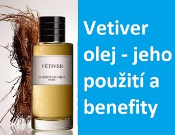 8 zajímavých benefitů vetiver esenciálního oleje (olej z vousatky draslavé)