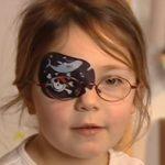 Tupozrakost (amblyopie, líné oko) – příznaky, příčina a léčba
