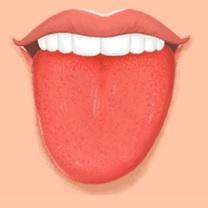 Červený jazyk