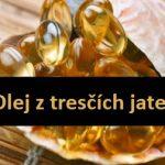 Olej z tresčích jater a jeho zdravotní přínosy – proč si ho dát?
