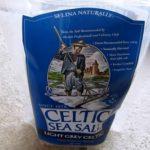 Keltská sůl (šedá sůl) a její účinky na zdraví