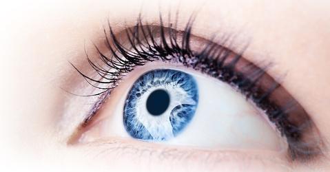 Nejčastější onemocnění očí