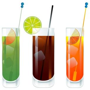 Recepty na nízkokalorické drinky