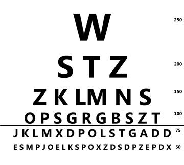 oční operace laserem