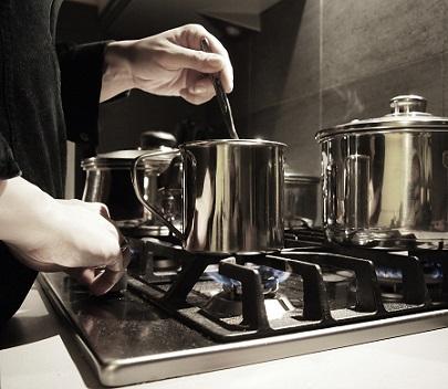 Změny v kuchyni