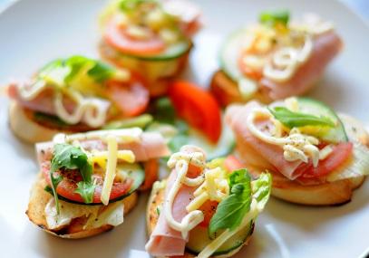 3 top nápady na zdravé nízkotučné snídaně