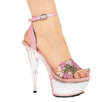 Jak na krásné nohy v podpatcích?