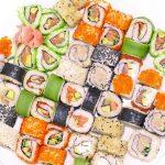 Milujete sushi? Co si objednat, abyste nepřibrali