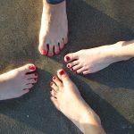 Gymnastika pro chodidla: Cvičení na ploché nohy