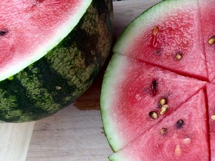 Melounová šťáva je skvělý lék na namožené svaly