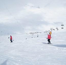 I cukrovkáři mohou v zimě bez obav sportovat.