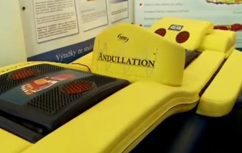 Andulační terapie pomáhá při bolesti zad