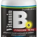 Vitamin B6 (pyridoxin) – funkce a zdroje