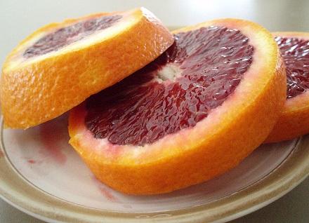 Červené pomeranče jsou zdravější