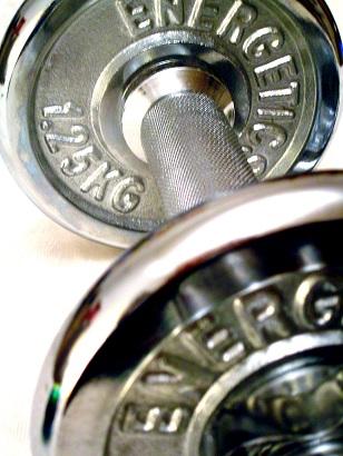 Cvičení Body pump