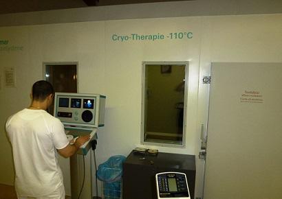 Kryoterapie neboli léčba chladem - znáte ji?