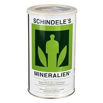 Schindeleho minerály a jejich účinky - doplněk pro naše zdraví