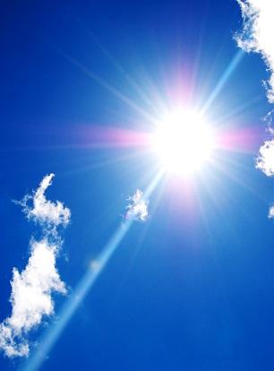 Alergie na slunce (sluneční alergie)