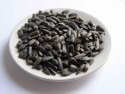 Slunečnicová semínka jsou zdravá