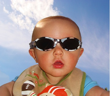 Jak usnadnit dětem horké počasí?