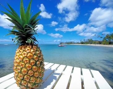 Ananas - super ovoce při dietě