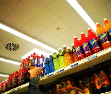 Energetické drinky a zdraví