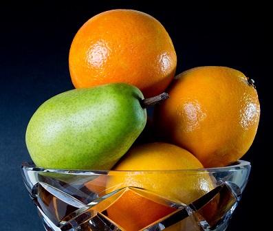 Vláknina v ovoci pomáhá našemu trávení!