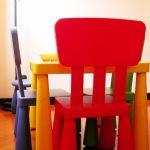 Vybavujeme dětský pokoj: jak vybrat vhodnou a zdravou židli?
