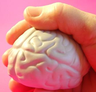 Mozek máte ve svých rukou... neubližujte mu...