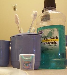 Jak na domácí ústní vodu?