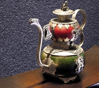 Japonský čaj pro ukliknění i pro zdraví...