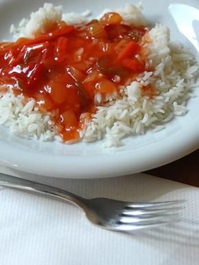 Rýže posiluje imunitní systém...