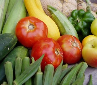 Dejte přednost ovoci a zelenině...