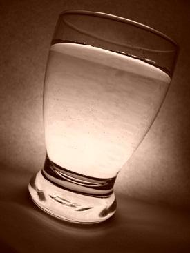 Detoxikace organizmu vodou