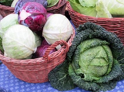 Nejlepším jídlem, které pomáhá při očistě jater, je brukvovitá zelenina.