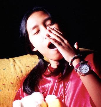 Zívání zlepšuje pozornost a koncentraci...