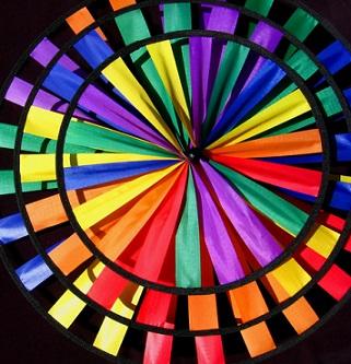 Barvy jsou jevy, které v člověku vyvolávají city