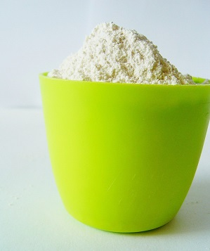 Bílá mouka je (v porovnání s tmavou, hrubozrnnou moukou) ochuzena o vitamíny i minerály...