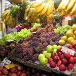 Ovoce a zelenina na překyselený organismus